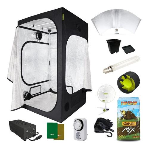 kit indoor pro sog hps 120x120x200 grow cultivo interior