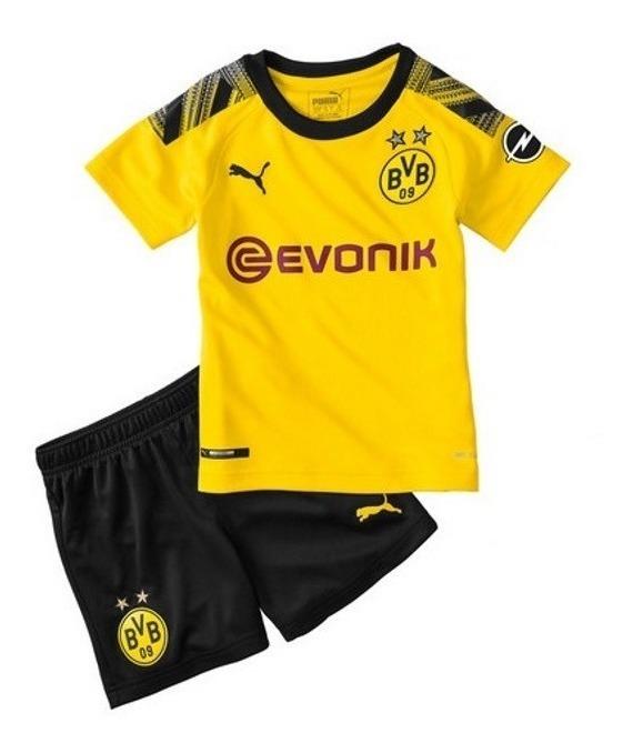 online store 52399 a0a6e Kit Infantil B. Dortmund 2020 - Reus, Götze, Sancho, Witsel