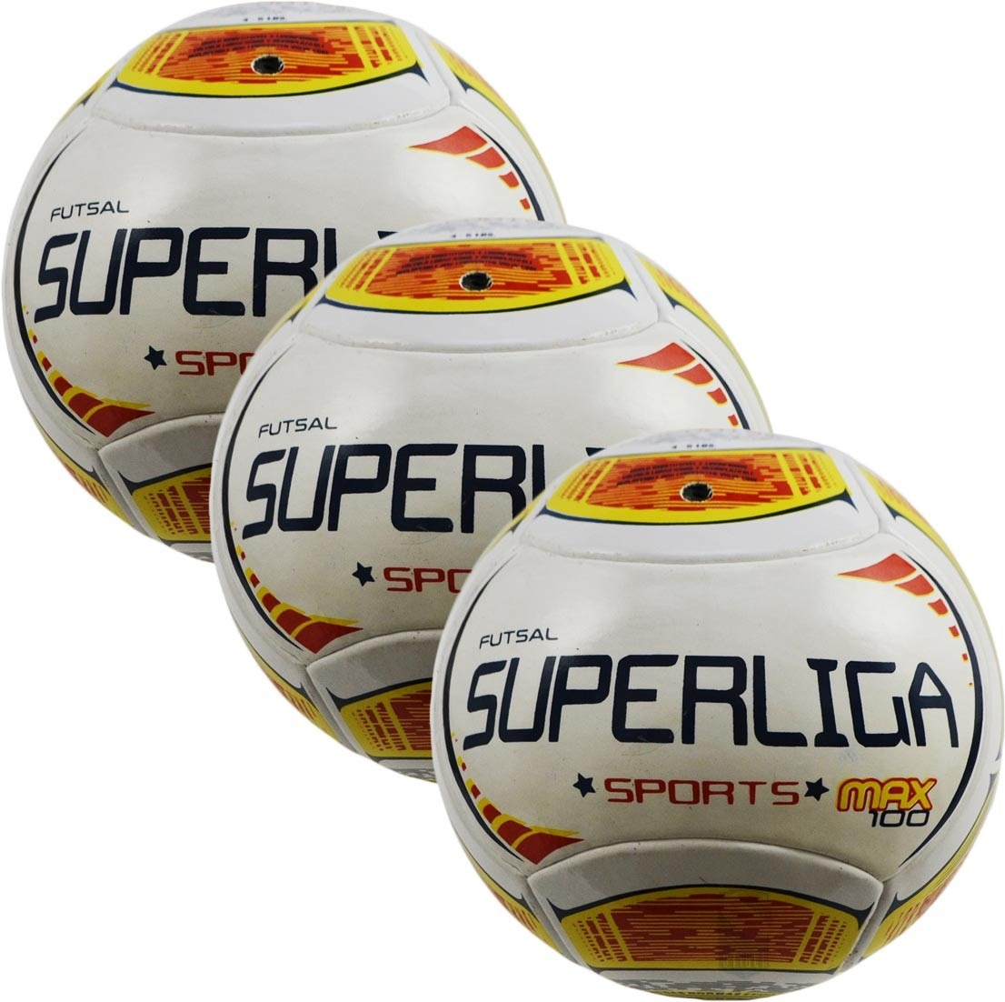 kit infantil c 3 bolas superliga termotec max 100 futsal cnf. Carregando  zoom. 1a1e038c844cf