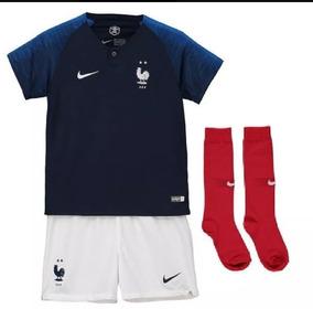 6ddef39fb0e6a Camisa Seleção França Infantil - Camisas de Futebol com Ofertas Incríveis  no Mercado Livre Brasil