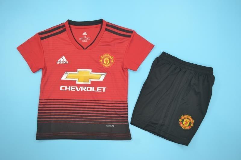 6299b72ddf Kit Infantil Do Manchester United - Person. E Frete Grátis - R$ 149 ...