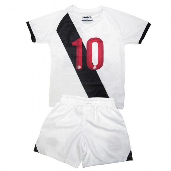 d28cc63045 Kit Infantil Vasco Da Gama Oficial 2 Umbro 2017 Original - R  199