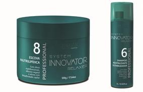 64bc17506 Italian Creme Alisante Amonia Innovation - Beleza e Cuidado Pessoal no  Mercado Livre Brasil