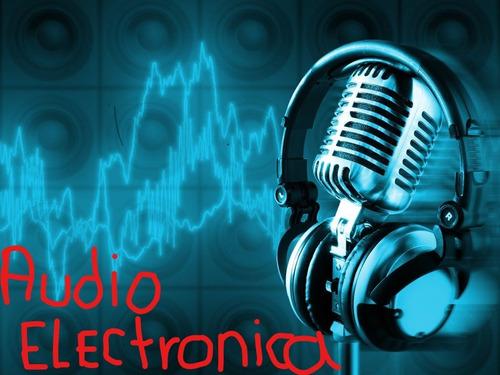 kit instalacion calibre 4 audiolabs