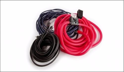 kit instalação para amplificador connection fsk700 700w