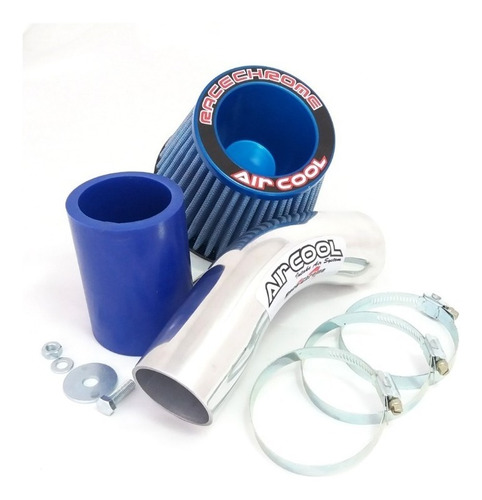 kit intake air cool com filtro esportivo corsa celta gm