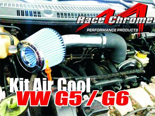 kit intake air cool com filtro esportivo corsa celta vm