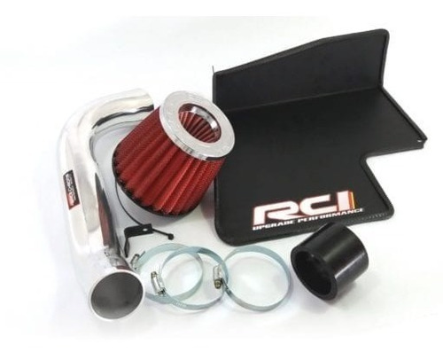 kit intake cai golf gti 2.0 turbo filtro esportivo completo