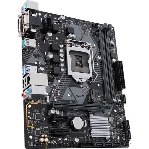 kit intel core 8va generacion i5 8400 b360 8gb ddr4 msi