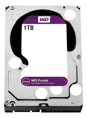 kit intelbras 6 câmeras segurança full hd 1108 1t purple 10a