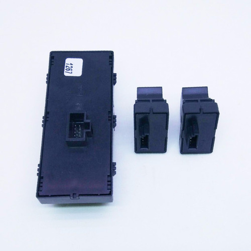 kit interruptor vidro elétrico palio 2 simples + 1 quadruplo