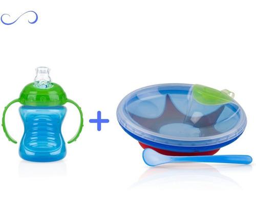kit introdução alimentar refeição bebê blw envio imediato