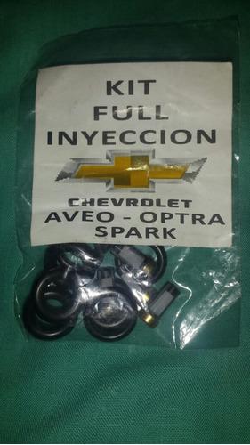 kit inyección aveo spark corsa