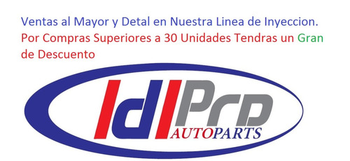 kit inyectores hyundai accent ford tracer renault idk-031hvp
