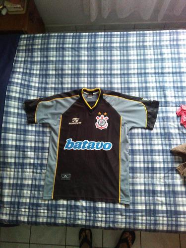 kit jaqueta comemorativa 54 mais camisa  corinthians 1999