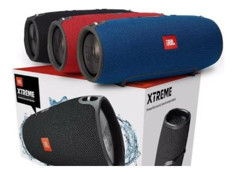 Kit Jbl 1 Jbl Xtreme 40 W + 1 Charge 2 16 W Bluetooth Usb