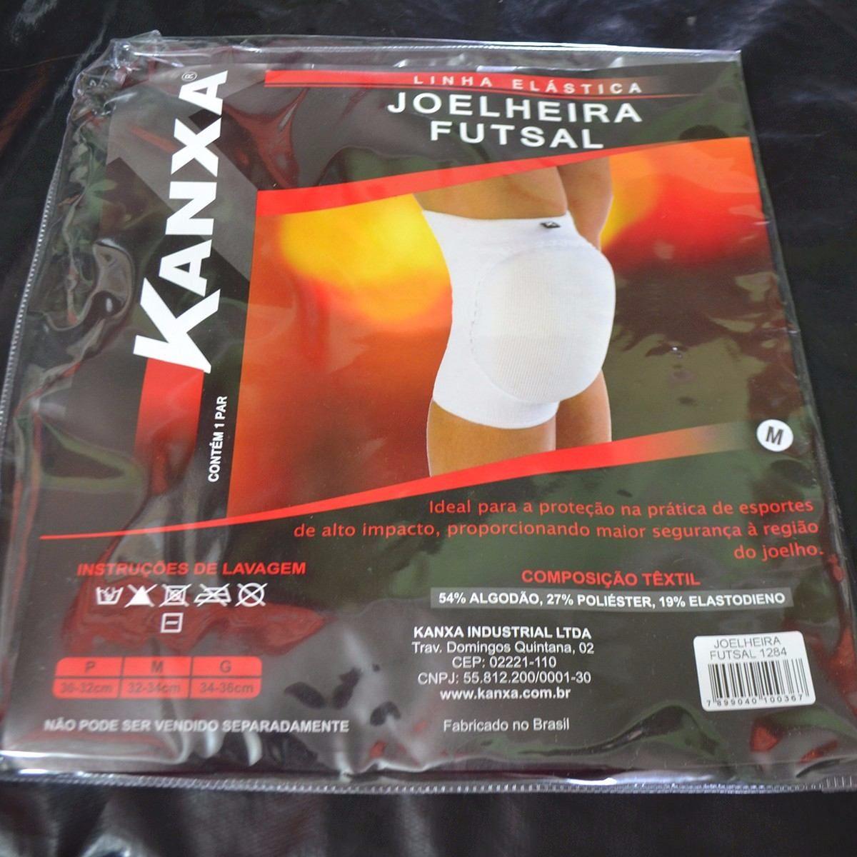 kit joelheira + cotoveleira futsal kanxa. Carregando zoom. 81446838905e0