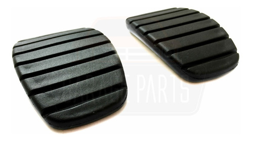kit jogo capa pedal freio embreagem borracha renault kangoo