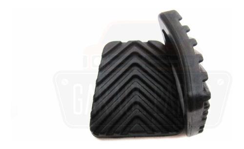kit jogo capa pedal freio + embreagem mitsubishi pajero tr4