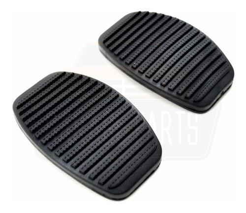 kit jogo capa pedal freio embreagem - palio siena strada