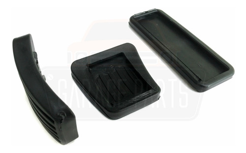 kit jogo capas pedal completo corsa /07 astra /98 vectra /96