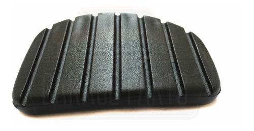 kit jogo capas pedal freio + embreagem renault clio megane