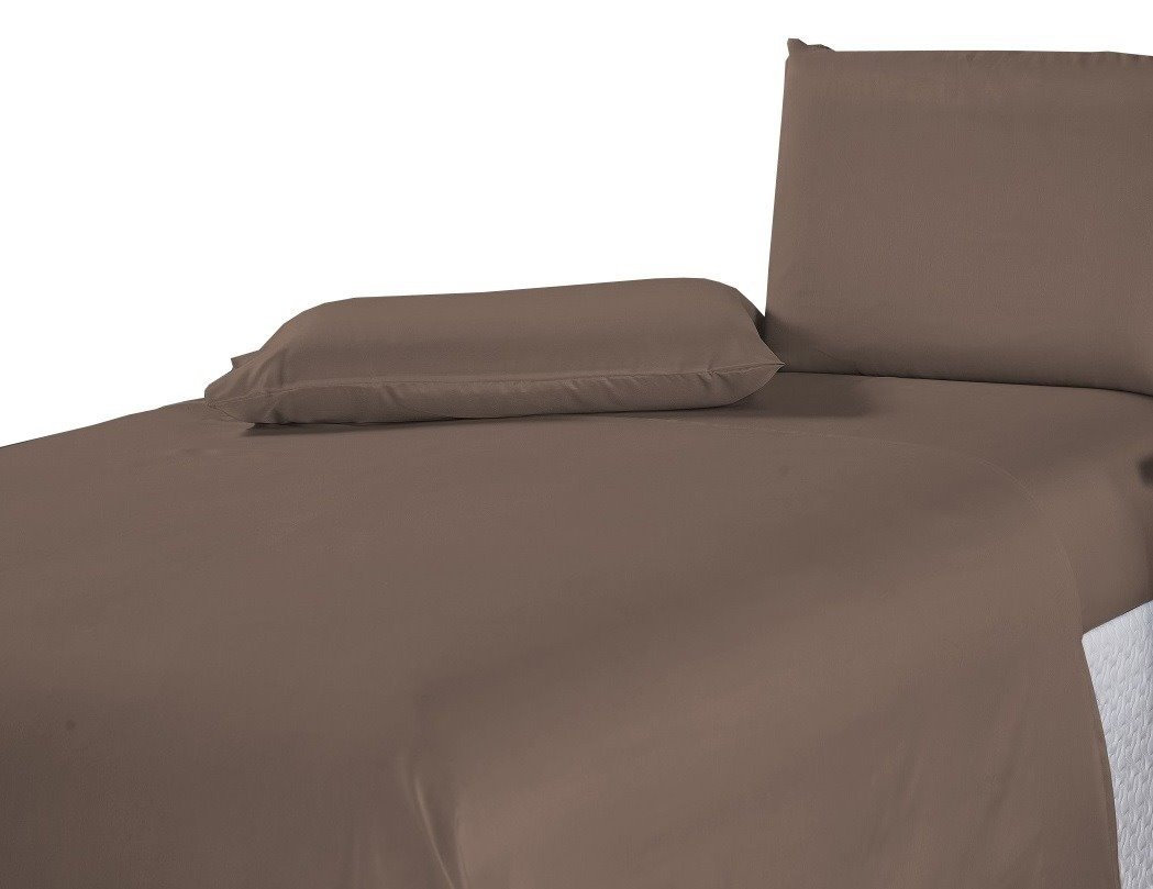 8af8c36521 kit jogo de cama 3 peças 10 lençol casal liso + 20 fronhas. Carregando zoom.