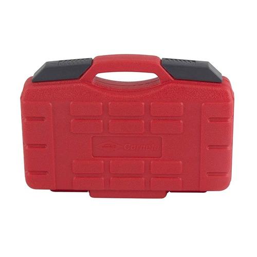 kit jogo de chaves soquetes e bits corneta 1/4 46pcs maleta