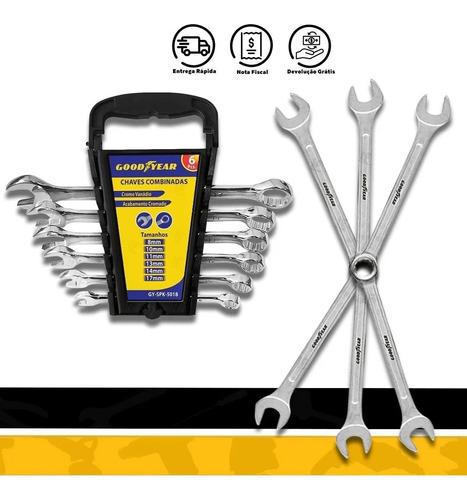kit jogo de ferramentas sparta 175 pcs c/ soquetes e chaves