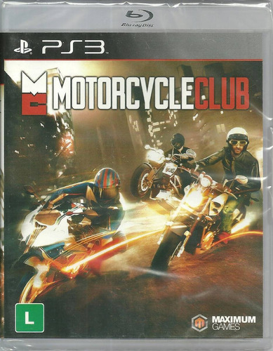 kit jogo motor cycle + everybody dance ps3 + metal gear