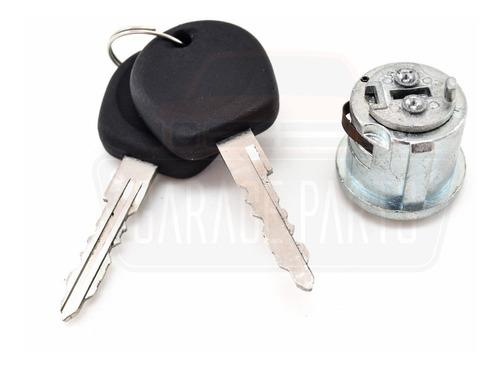 kit jogo preto mesma chave cilindro ignição + maçanetas portas + fecho motor + alça capô metal - fusca 1978 em diante