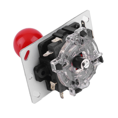 kit joystick palanca arcade pimball + botones y placa usb