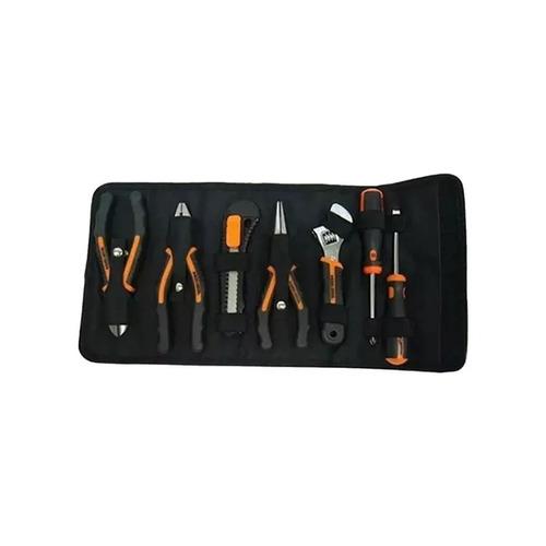 kit juego de 7 herramientas manuales hdt51911 black & decker