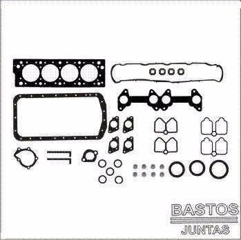 kit junta motor c/ ret peugeot 306 405 406 1.6 1.8 8v