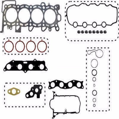 kit junta motor honda city 1.4 8v twin spark i-dsi 2003/2015