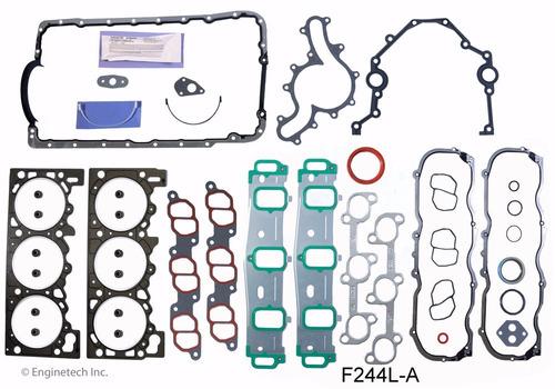 kit juntas completo ford explorer /ranger v6 victor reinz