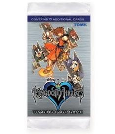 kit kingdom hearts card game kingdom pack boosters disney