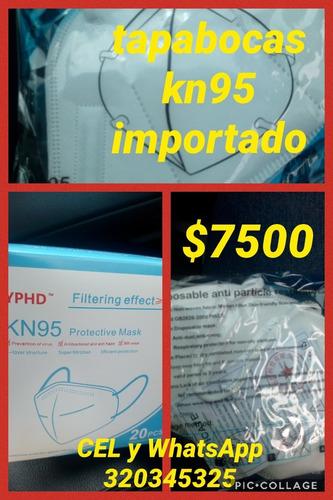 kit kn 95 tapabocas