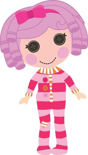 kit lalaloopsy muñecas de trapo fiesta cumpleaños cajas