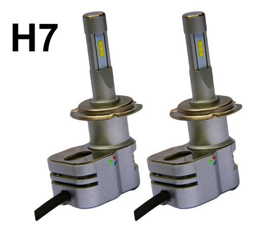 kit lampada farol led 12400lm mitsubishi outlander 2015 2016