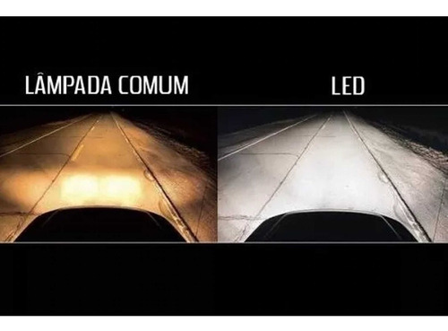 kit lampada super led cinoy 6500k h7 + h1 + h16 psx24