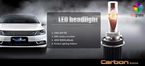 kit lampadas farol led 12400 kia cerato koup 2011 2012 2013