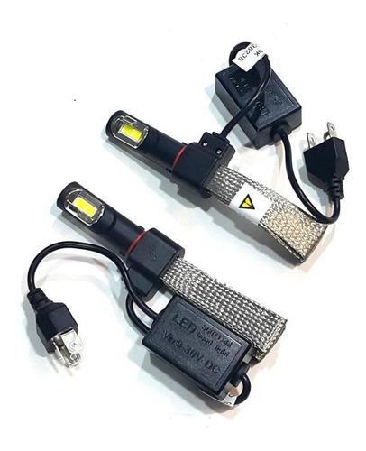 kit lamparas led h7 6000k 12v-24v 40w  - cymaco