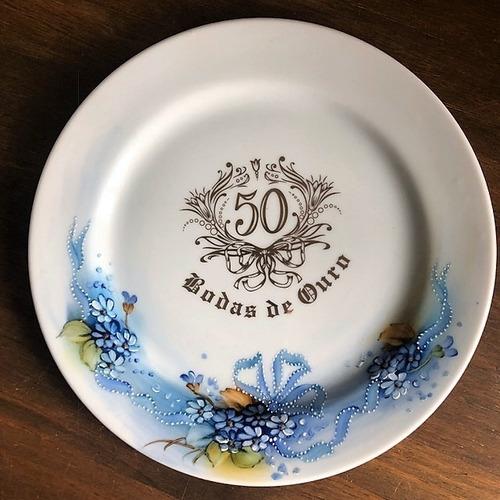 kit lanche pintado bodas de ouro 50 anos de casamento