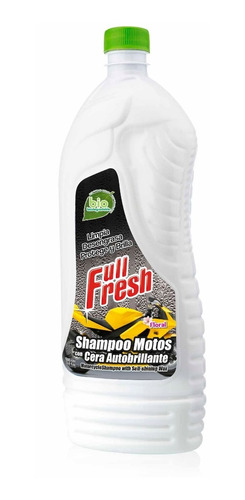 kit lavado moto full fresh