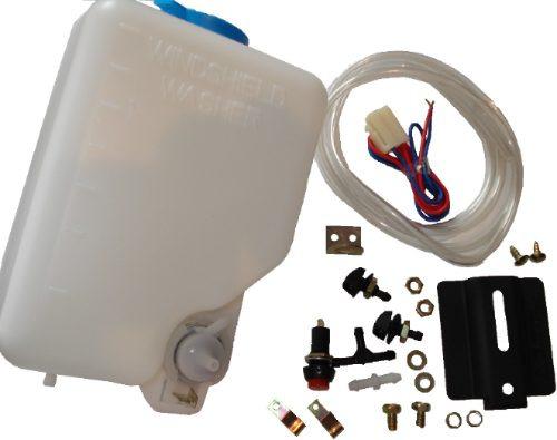 kit lavaparabrisa completo universal  oferta!!!!!!