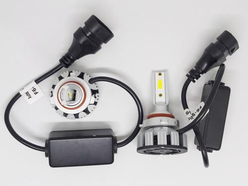 kit led canbus 9006 hb4 ventilador pequeño