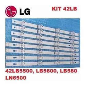 Kit Led Completo Tv Lg 42lb5500 42lb5600 42lb5800 42ln6500
