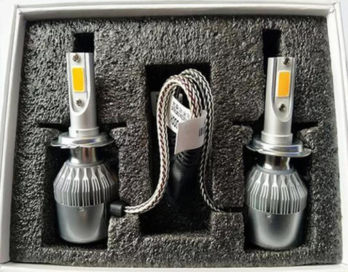 kit led cree cob 16000 lm h1 h4 h7 h11 9006 + 2 t10 regalo!!