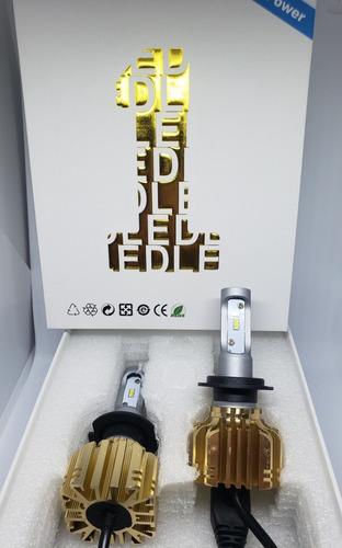 kit led cree h1 h3 h7 h11 9006 psx24 reemplaza xenon 20000lm